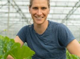 Biologisch tuinbouwbedrijf Jarno Claeys ziet het levenslicht
