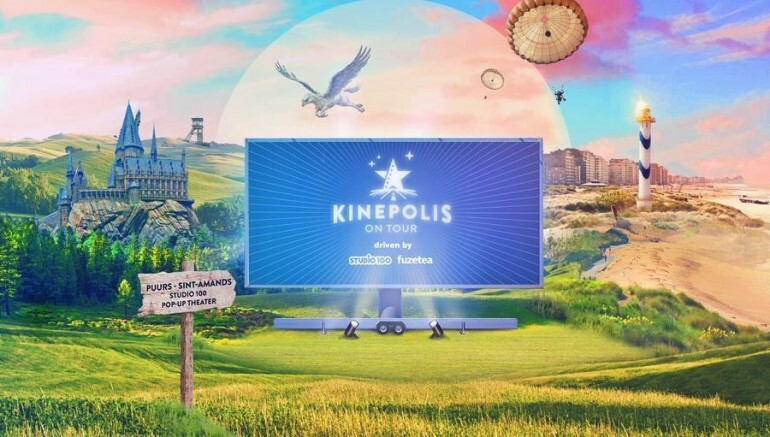 Kinepolis on tour2