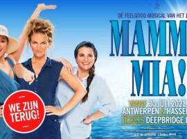 Hitmusical 'MAMMA MIA!' gaat door met extra voorstellingen