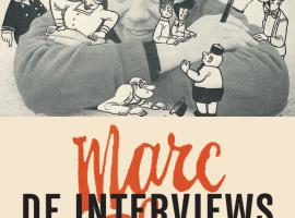 Marc Sleens 'autobiografie' in 82 interviews