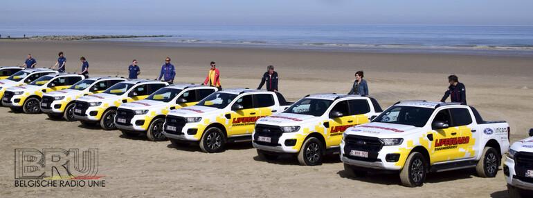 Redders gaan in zee met FORD en Unicars