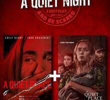 Ben je klaar voor A Quiet Night?