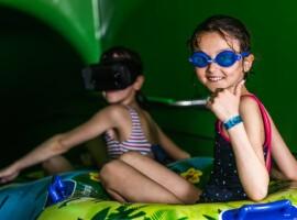 LAGO zwemparadijzen is na lockdown eindelijk terug met 3.012 m glijbaanplezier!