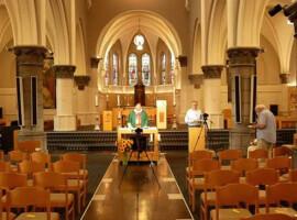 Laatste online misviering vanuit de Sint-Michielskerk te Kuurne