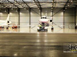 Loppemnaar Ward Bonduel is de nieuwe CEO van luchtvaart- en chartermaatschappij Luxaviation Belgium