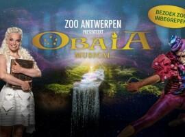 ZOO Antwerpen pakt uit met nieuwe musical