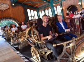 The Ride to Happiness by Tomorrowland geopend in Plopsaland