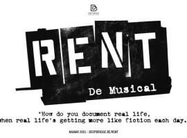 DEEP BRIDGE maakt compleet nieuwe versie van rockmusical 'RENT'