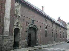 Groen licht voor restauratie klooster Onze-Lieve-Vrouwhospitaal Kortrijk