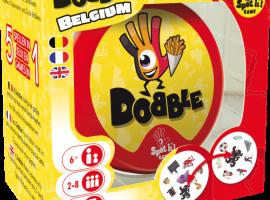Dobble België, de Belgische trots onder de gezelschapspelen!