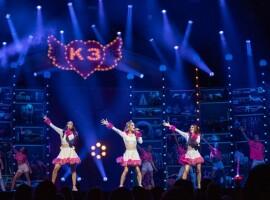 Feestelijk afscheid van Klaasje in nieuwe K3 Show