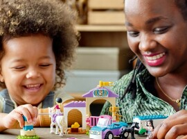The LEGO Group brengt meer uit dan nieuwe sets voor de sint- en kerstperiode