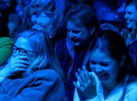 Bezoekers genieten van en waarderen opnieuw livemuziek