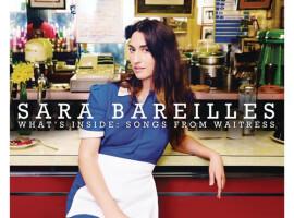 Win de CD 'What's inside: Songs from Waitresss' van Sara Bareilles