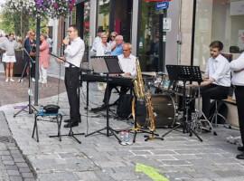 Roeselaarse straten afgelopen weekend omgevormd tot straatmuziekfestival