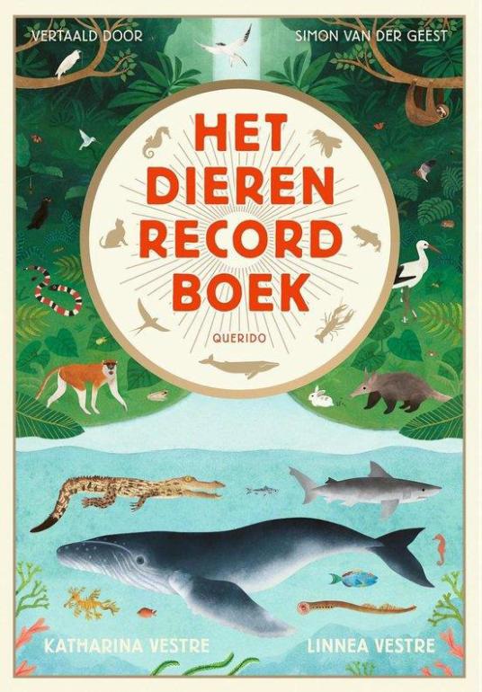 Dierenrecordboek